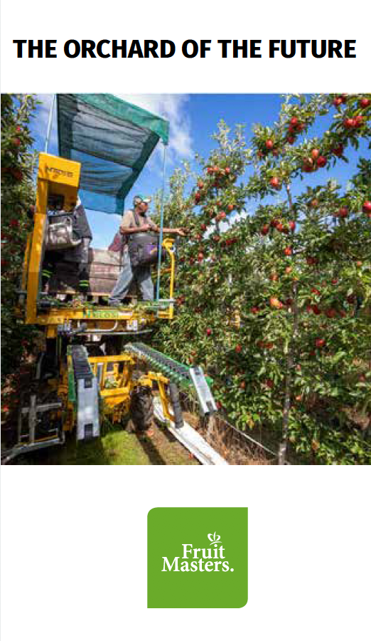 proeflocatie orchard of the future