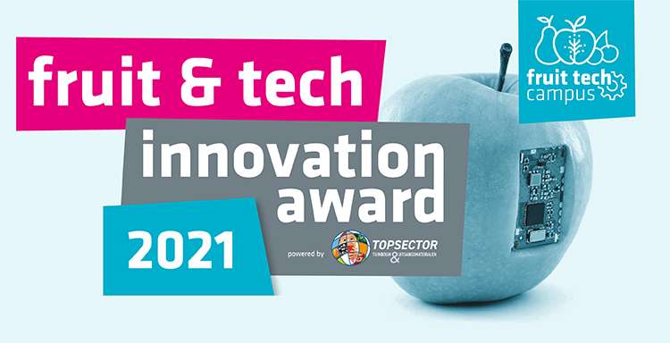 Fruit tech innovation award